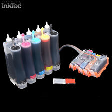 Befüllbare CISS InkTec ® encre recharge Ink cartouche cartridge pour HP 364xl hp364 xl