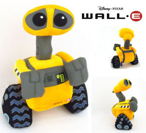 25CM WALL E ROBOT PLUSH STUFFED SOFT DOLL DISNEY PIXAR KIDS TOY GIFTS COLLECTION