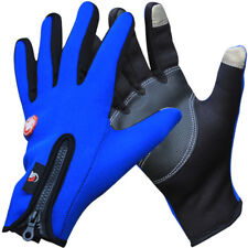 Full Finger Cycling Gloves Bicycle Bike Motorcycle Breathable Mountain Sports