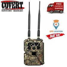 Covert Code Negro LTE 5472 20 MP IR Cámara HD AT&T certificado Inalámbrico Trail 2019