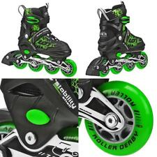 Roller Derby Ion 7.2 Inline Skates with Aluminum Frames and Medium (2-5)