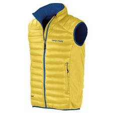 Chaquetas y chalecos de deporte de hombre amarillo