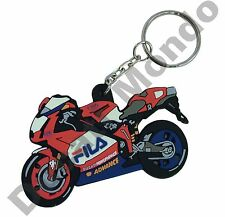 Ducati 749 999 Fila key ring rubber fob bike house car motorcycle motorbike gift
