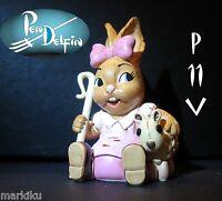Pendelfin Mary with lamb figurine rabbit Bunny w/ Box