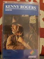 Kenny  Rogers Gideon  Cassette  Tape