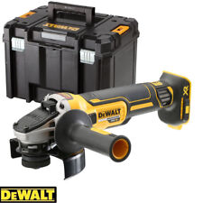 Dewalt DCG405N 18V XR Brushless Angle Grinder 125mm With DWST1-71195 Case