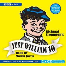 JUST WILLIAM  10 - RICHMAL CROMPTON - BBC  - 2 CD AUDIO BOOK