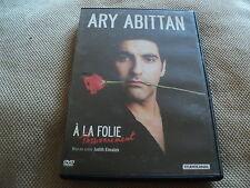 """DVD """"ARY ABITTAN - A LA FOLIE"""" spectacle"""