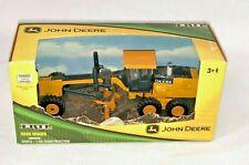 John Deere * Road Grader * (73013) Plastic and Die Cast ERTL Niveleuse BRAND NEW