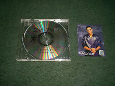 Just The Way You Are De Ponce~RARE 1999 R&B Single w/Bio Card~Imperium Records