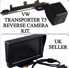 Reverse Rear Camera Kit For VW Volkswagon Transporter T5 Van/Caravelle UK
