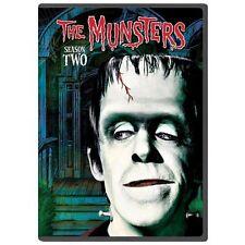 The Munsters: Season 2 DVD, Yvonne De Carlo, Al Lewis, Butch Patrick, Pat Priest