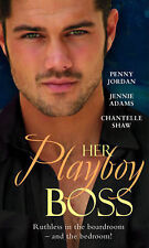 Her Playboy Boss (M & B): WITH The Ultimate Surrender AND The Boss's Convenient