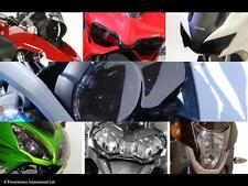SUZUKI GSX750F 89-97/GSX600F 90-97/DARK TINT HEADLIGHT PROTECTOR