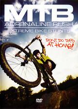 DVD Mountain Bikes MTB Adrenaline Rush