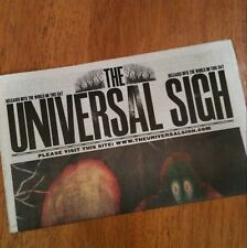 The Universal Sigh Radiohead Newspaper King of Limbs