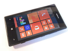 Nokia Lumia 520 - 8GB - Black (Unlocked) Smartphone Mobile