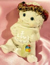 """Vintage Dreamsicles """"I Love You Mommy"""" Signed #Dc226 Baby Shower Mothers Day"""