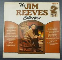 Jim Reeves - The Jim Reeves Collection Vinyl Double LP. EX/ VG+  PDA 010