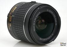 Nikon 18-55mm f/3.5-5.6 AF-P G DX VR Nikkor standard zoom lens Superb! 21967467