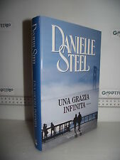 LIBRO Danielle Steel UNA GRAZIA INFINITA ed.2010 Traduz. Grazia Maria Griffini☺