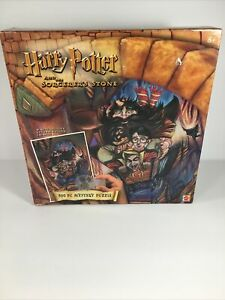 Harry Potter and the Sorcerer's Stone 300 Piece Mystery Puzzle