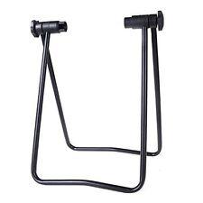 Universal Bicycle Bike Triple Wheel Hub Stand Kickstand Repair Parking Holder