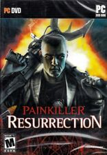 Painkiller Resurrection (PC DVD Game) Pain Killer FREE US SHIPPING