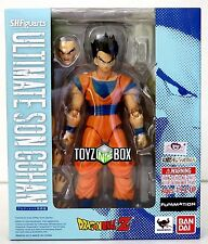 "In STOCK S.H. Figuarts ""Ultimate Son Gohan"" (Buu) Dragonball Z DBZ Action Figure"