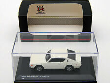 Kyosho 1:64 50th Anniversary Nissan Skyline 2000 GT-R (KPGC110)