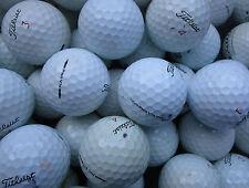 50 Titleist Pro V1x  Golfbälle AA - A
