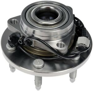 For 2007-2013 Chevrolet Cheyenne 5.3L Axle Bearing and Hub Assembly Front Dorman