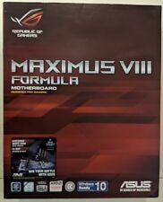 ASUS ROG MAXIMUS VIII FORMULA, LGA 1151, Intel Motherboard #EB6764-65/10424