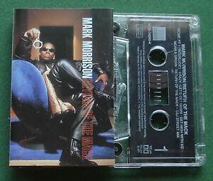 Mark Morrison Return Of The Mack inc Crazy / Trippin' + Cassette Tape - TESTED