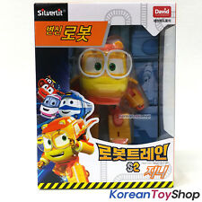Robot Trains GENIE Transformer Robot Transforming Toy Figure Season 2 Original