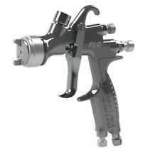 Devilbiss 905165 Flg Gravity Hvlp 18 20 Nozzle Spray Gun With 560ml Acetal Cup