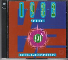 TIIME LIFE The 80's Collection 1982 2-CD Asia Kim Wilde etc mint freepost