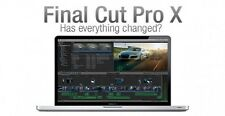 FINAL Cut Pro X 10.3.4 - motion & Compressore-Acquista con fiducia 100%