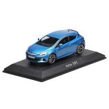 Opel Astra J GTC OPC 1:43 Modellauto Blau