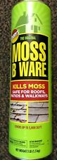 Corry's 3 lbs. Moss-B-Ware for Roofs and Walks Granules New