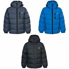 Trespass Boys' Casual Coats, Jackets & Snowsuits (2-16 Years) with Hooded