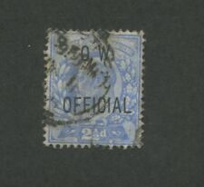 1902 Great Britain Office of Works Official Stamp #O52 Used F/VF Postal Canceled