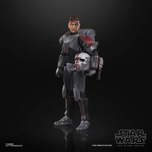 6 Inch Bad Batch Hunter Trooper Disney+ Figure Star Wars Black Series TBS .LOOSE