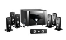 7.1 Channel Home Theater System - Black (PT798SBA)