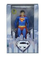 "NECA Christopher Reeve SUPERMAN 1978 DC COMICS 7"" Scale Action Figure Collection"