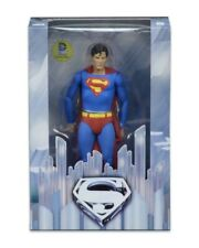 "NECA Christopher Reeve SUPERMAN 1978 DC COMICS 7"" Scale Action Figure !!"