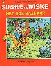SUSKE EN WISKE 151 - HET ROS BAZHAAR