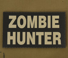 """IR Infrared Reflective Patch NVG """"Zombie Hunter"""" with VELCRO® brand hook"""