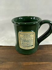 "Deneen Pottery 2012 Coffee Mug ""Harrington House"" Anna Maria Island Florida"