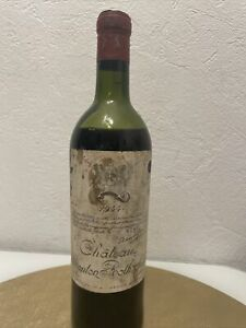 chateau mouton rothschild 1944